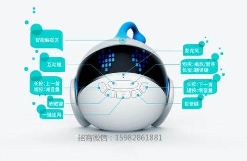 智伴机器人怎么代理?多少钱?