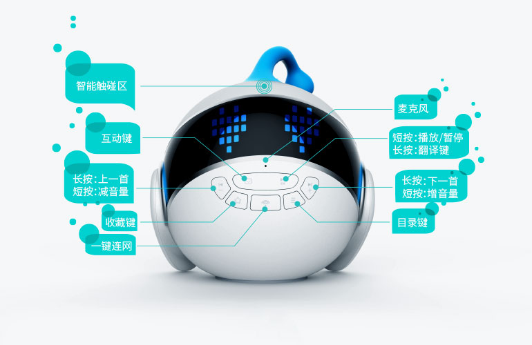 智伴机器人代理
